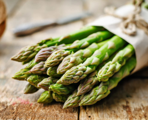 Blog Spring Produce Asparagus Recipes