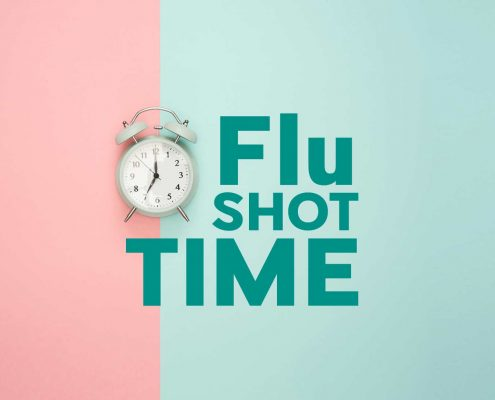It's Time to Schedule Your Flu Shot