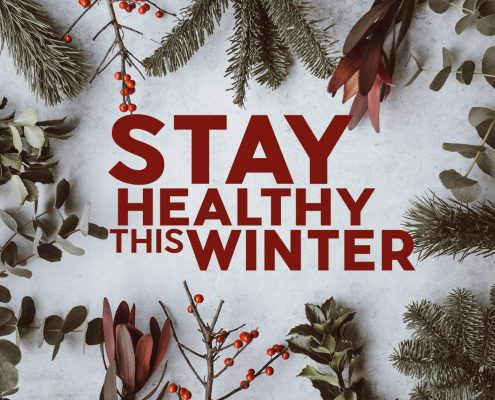 Stay Healthy This Winter Tips